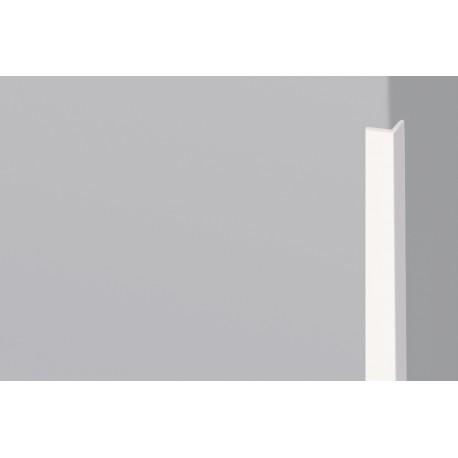 Listwa narożnikowa WE1 NMC biała odporna na uszkodzenia