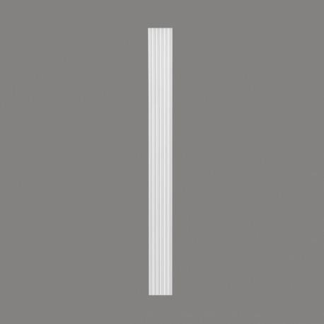 ORNAMENTY I PILASTRY D1522 Mardom Decor elegancko żłobiony w stylu antycznym