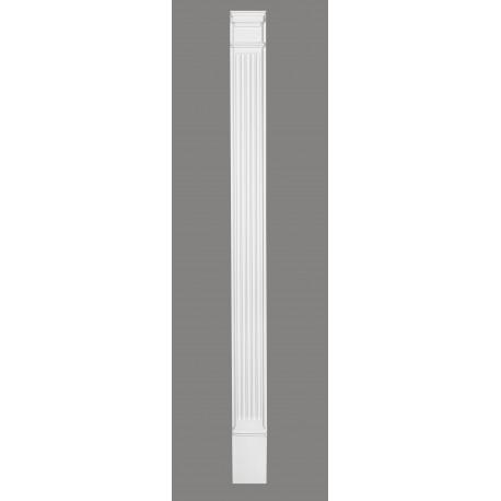 PILASTER OBUDOWA OKIEN I DRZWI D1504 Mardom Element dekoracyjny
