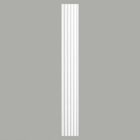 PILASTER KDS-02 CREATIVA DEKORACJA ŚCIENNA, WYTRZYMAŁA, LEKKA, WODOODPORNA, DO MALOWANIA