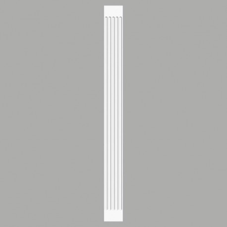 PILASTER OBUDOWY KDS-04 CREATIVA TO LEKKA DEKORACJA ŚCIENNA, ANTYCZNA, ODPORNA NA USZKODZENIA