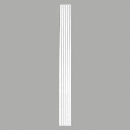 PILASTER KDS-07 CREATIVA SZTUKATERIA DEKORACYJNA ŚCIENNA, LEKKA, ODPORNA, Z MOŻLIWOŚCIĄ MALOWANIA