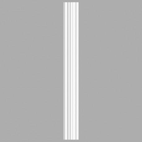 PILASTER OBUDOWY KDS-09 CREATIVA TO DEKORACJA ŚCIENNA, BARDZO WYTRZYMAŁA, LEKKA, Z MOŻLIWOŚCIĄ MALOWANIA