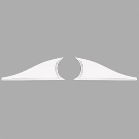 ELEMENT DEKORACJI KDS-26 CREATIVA TO ŚCIENNA DEKORACJA, LEKKA, WYTRZYMAŁA, KLASYCZNA, DO MALOWANIA