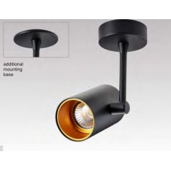 LAMPA SUFITOWA TORI SL 1 BLACK-GOLD 20014-BK Zuma Line