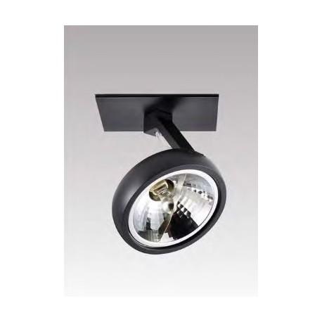 LAMPA WPUSZCZANA GINO DL 1 BLACK 20005-BK Zuma Line