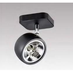 ZUMALINE LAMPA SUFITOWA, ZUMALINE LAMPA LOMO SL 1,CZARNA LAMPA LOMO 20003-BK , ZUMALINE CZARNE LAMPY SUFITOWE,