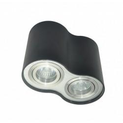 RONDOO SL 2 50407-BK Zuma Line LAMPA SUFITOWA