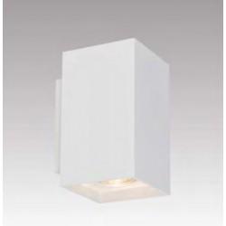 LAMPA ŚCIENNA SANDY WL SQUARE WHITE 92697 Zuma Line