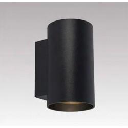 LAMPA ŚCIENNA SANDY WL ROUND BLACK 92696 Zuma Line