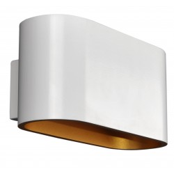 LAMPA ŚCIENNA CONCEPT 1235-W/G Zuma Line