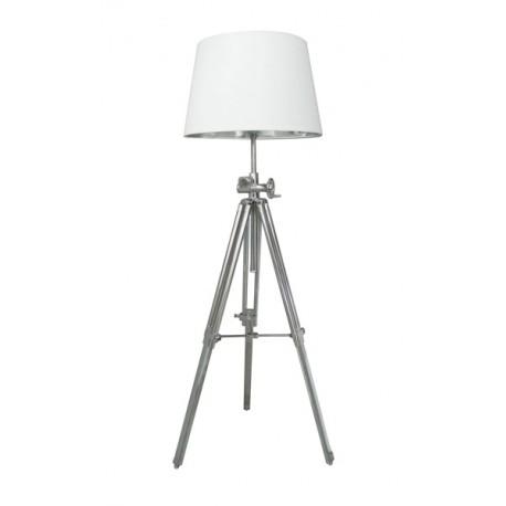 LAMPA STOJĄCA SEVILLE TS-062909F-W Zuma Line, nowoczesne lampy stojące, oryginalne, białe, stojące lampy, do salonu