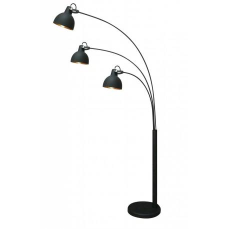 LAMPA STOJĄCA ANTENNE TS-140123F-BKGO Zuma Line