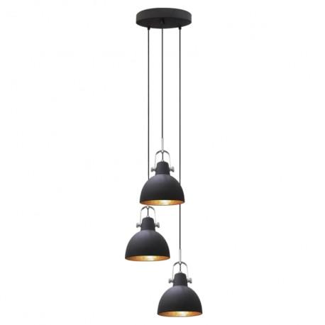 LAMPA WISZĄCA CANDE TS-140123P-BKGO Zuma Line