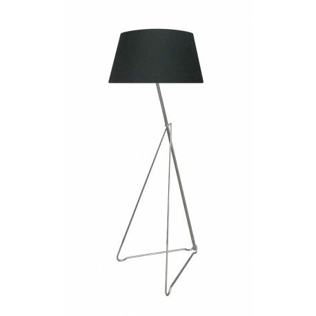 LAMPA STOJĄCA GALILEO TS-120628F-CHBK Zuma Line, nowoczesne lampy stojące, lampy do salonu, stylowe oświetlenie, oryginalne