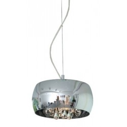 LAMPA WISZĄCA CRYSTAL P0076-03E Zuma Line