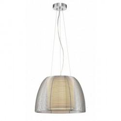 LAMPA WISZĄCA FILO MD1452-1L (SILVER) Zuma Line