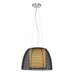 LAMPA WISZĄCA FILO MD1452-1L (BLACK) Zuma Line