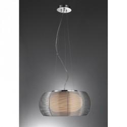 LAMPA WISZĄCA TANGO MD1104-2L (SILVER) Zuma Line