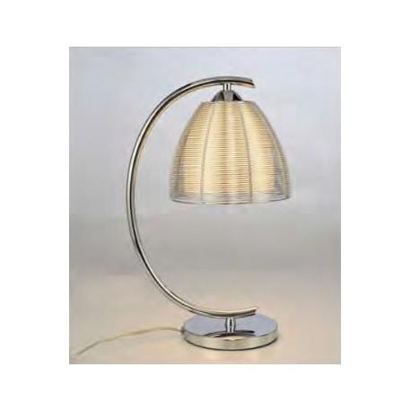 LAMPA STOŁOWA PICO, pico, lampy stołowe, oświetlenie, MT9023-1S Silver, Zuma Line, lampka nocna, lampy nocne