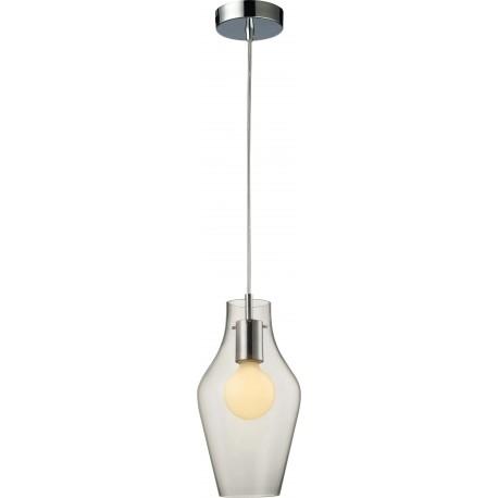 LAMPA WISZĄCA GOBLET MD1633-1 Clear Zuma Line