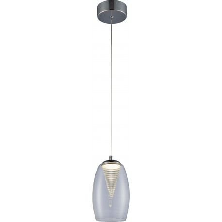 LAMPA WISZĄCA ENZO MD1622-1 Clear Zuma Line, nowoczesne lampy, lampa do kuchni, lampa led, led, stylowe lampy