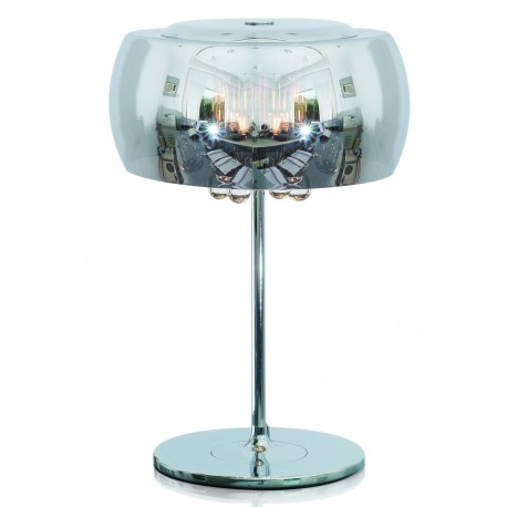 LAMPA STOŁOWA CRYSTAL, T0076-03E-F4FZ, T0076-03E, Zuma Line, zumaline, lampy stołowe, lampka nocna, lampki nocne