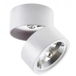LAMPA SUFITOWA LOMO CL 1 WHITE 20001-WH Zuma Line, NOWOCZESNE OŚWIETLENIE, SUFITOWE, BIAŁE, LAMPY SUFITOWE