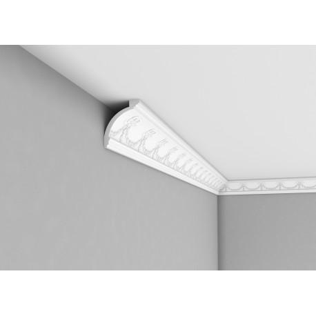 LISTWA SUFITOWA MDA218 biała dekoracyjna Mardom Decor