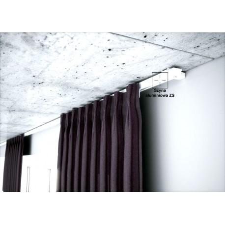 Szyna karniszowa aluminowa, ZS-200, CREATIVA-Pojedyńcza cena za zestaw, creativa, szyny aluminiowe, karniszowe, aluminiowe