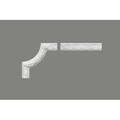 NAROŻNIK MDC258-12 Mardom Decor Biały ornamentacyjny