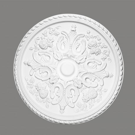 ROZETA B3015 Mardom zdobiona w ornamenty florystyczne