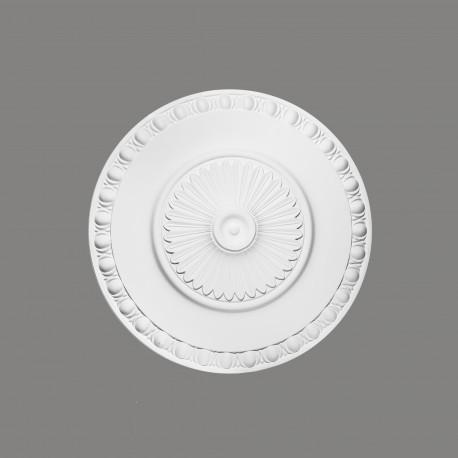 ROZETA B3023 Mardom Decor w stylu klasycznym kolor biały