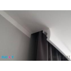 DLK2 FLOXXY LISTWA DO ZABUDOWY KARNISZA-OŚWIETLENIOWA LED