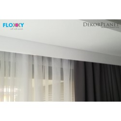 DLK3 FLOXXY LISTWA DO ZABUDOWY KARNISZA-OŚWIETLENIOWA LED