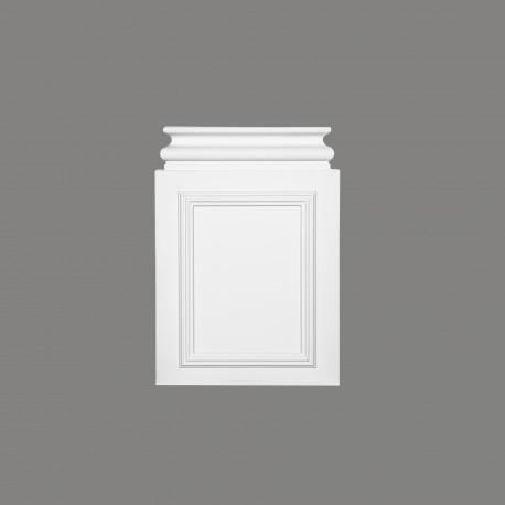 ORNAMENTY I PILASTRY D3006 Mardom jest to podstawa pilastra czyli baza