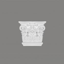 GŁOWICA PILASTRA D3020 Mardom Decor rzeźbiona w stylu antycznym