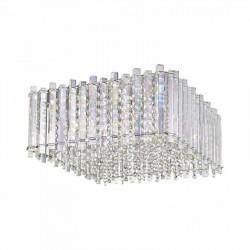 Ventus, C0465-05D-B5AC, zuma line, zumaline, lampa, sufitowa, lampy sufitowe, oświetlenie, kryształki