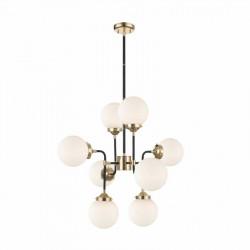 RIANO LAMPA WISZĄCA, riano, Zuma Line, P0454-08D-SDAA, 003064-009130, lampy, lampy wiszące, oświetlenie, dekorplanet
