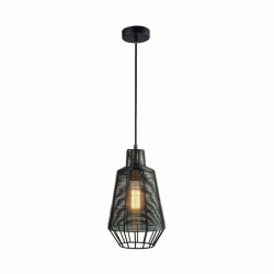 WIRE Zuma Line, LAMPA WISZĄCA, CZARNA/BLACK, MD1712-1A-BLACK, Lampa wire zumaline, wire czarna zumaline, czarna lampa zumaline,