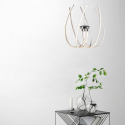 Zuma Line CLORIN, LAMPA WISZĄCA ZUMALINE, 003064-008072, L170402-6 ZUMALINE, LAMPA LED ZUMALINE, LAMPA LEDOWA ZUMALINE, DEKORPLA