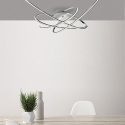 Zuma Line PONTA, PONTA ZUMALINE, LAMPA SUFITOWA ZUMALINE, PL170855-5 ZUMALINE, LAMPY ZUMALINE, LEDOWE LAMPY,
