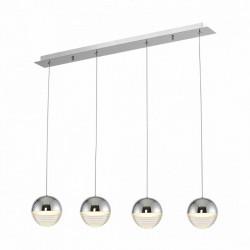 Zuma Line DORIS, ZUMALINE DORIS, doris, ZUMALINE LAMPA WISZĄCA LED, CHROM 003064-000983, MD1703-4A ZUMA LINE,