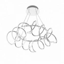 Zuma Line SCROLL, scroll, scrol, LAMPA WISZĄCA LED, L171122C, 003064-009091, lampy, lampa, oświetlenie, led, lampy wiszące, deko