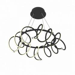 SCROLL Zuma Line, SCROLL ZUMALINE, scroll, LAMPA WISZĄCA SCROLL, LED L171122B, 003064-009092, LAMPA LEDOWA ZUMA LINE