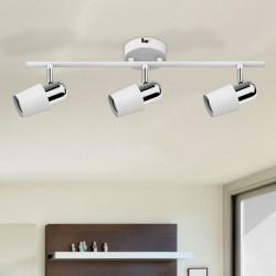 ALEX Zuma Line, ALEX ZUMALINE, LAMPA LED, alex, LAMPA LED ZUMALINE, Lampa sufitowa - SPOT TK99515-3W BIAŁY/WHITE, oświetlenie