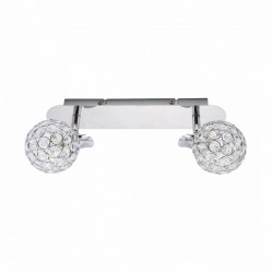 ELIA Zuma Line, elia, Lampa sufitowa, SPOT, CHROME, CK8038-2, 003064-000925, lampy, lampy ścienne, lampy sufitowe, oświetlenie,
