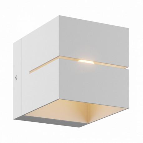Transfer Wl 2 Zuma Line Kinkiet Lampa ścienna Biały White 91066