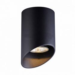 ACGU10-133, ZUMA LINE, ZUMA LINE TUBY SL, tuby, ZUMA LINE CZARNA TUBA, LAMPA TUBA, SPOT CZARNY 003064-009282 Zuma Line, CZARNA