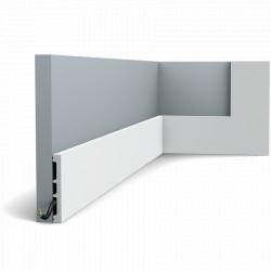 SX163F ORAC DECOR ELASTYCZNA LISTWA PRZYPODŁOGOWA - AXXENT - FLEX